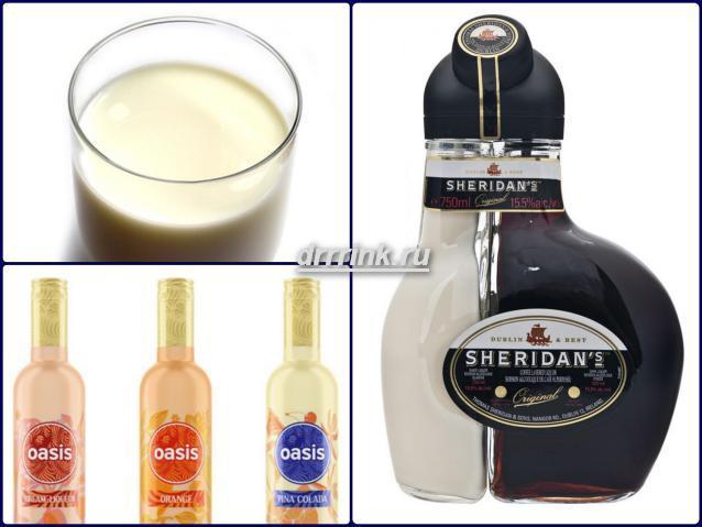 Молочный ликер