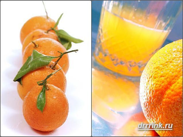 Домашний апельсиновый ликер, лучшие рецепты