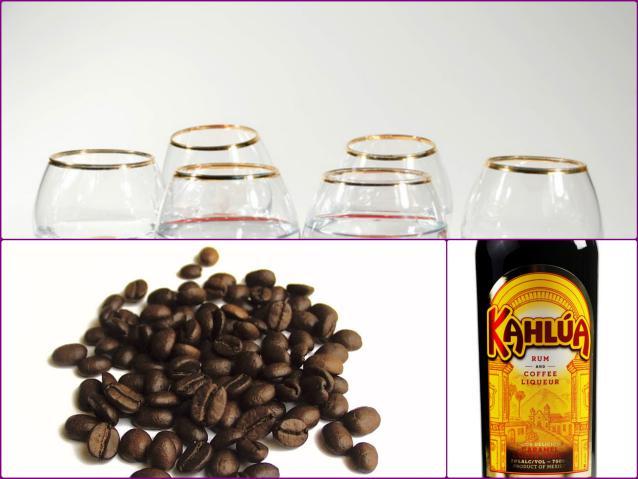 Домашний кофейный ликер