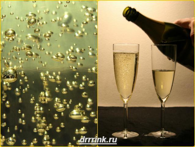 Шампанское в домашних условиях, рецепты