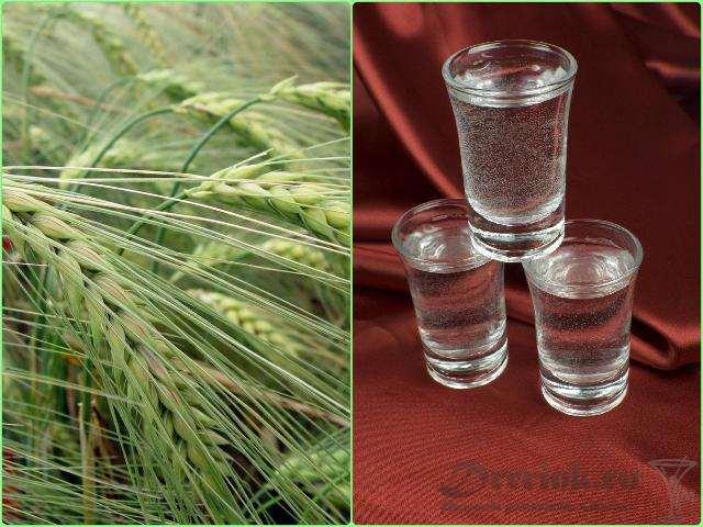 Домашний самогон из пшеницы