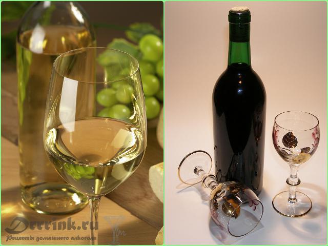 Какое вино выбрать: красное или белое?