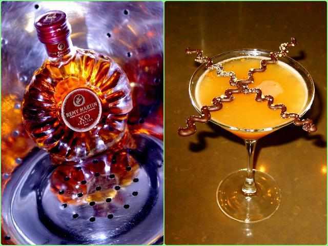 Сливочный коктейль с коньяком