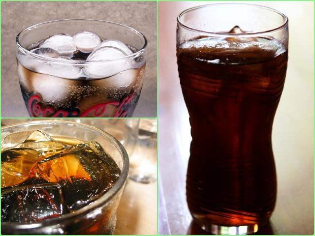 Простые коктейли: водка с колой