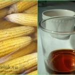 Домашний бурбон (самогон из кукурузы)