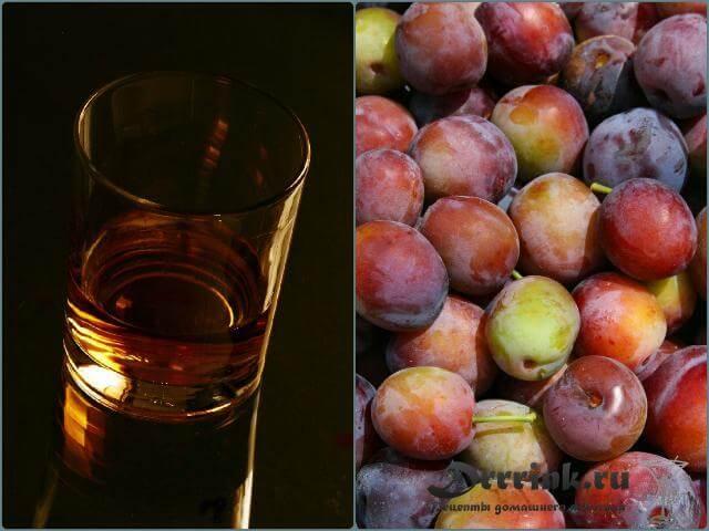 Рецепт самогона на черносливе с пряностями